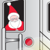subway santa icon